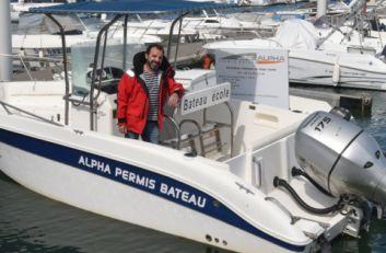 accueil bienvenue chez alpha permis bateau bateau ecole sur le port de canet perpignan 66. Black Bedroom Furniture Sets. Home Design Ideas